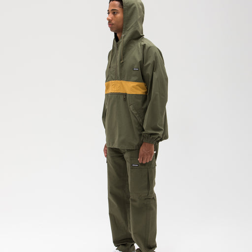 UNDEFEATED PANELED ANORAK Image 20
