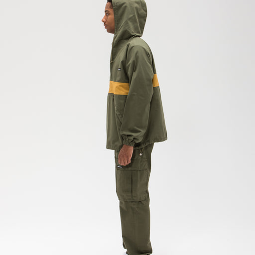 UNDEFEATED PANELED ANORAK Image 21
