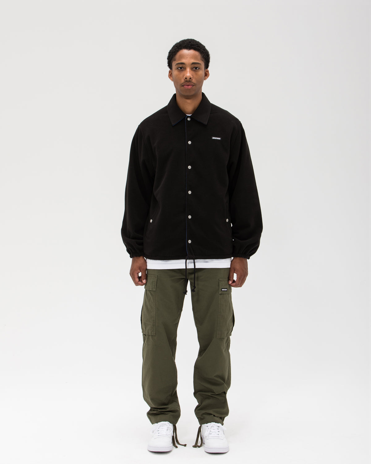 UNDEFEATED REVERSIBLE COACHES JACKET