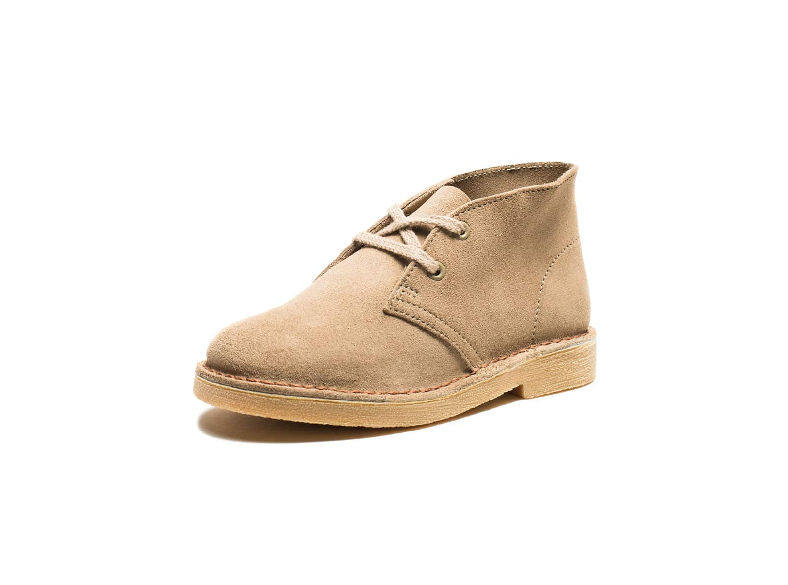 TD/PS DESERT BOOT (SAND SUEDE)