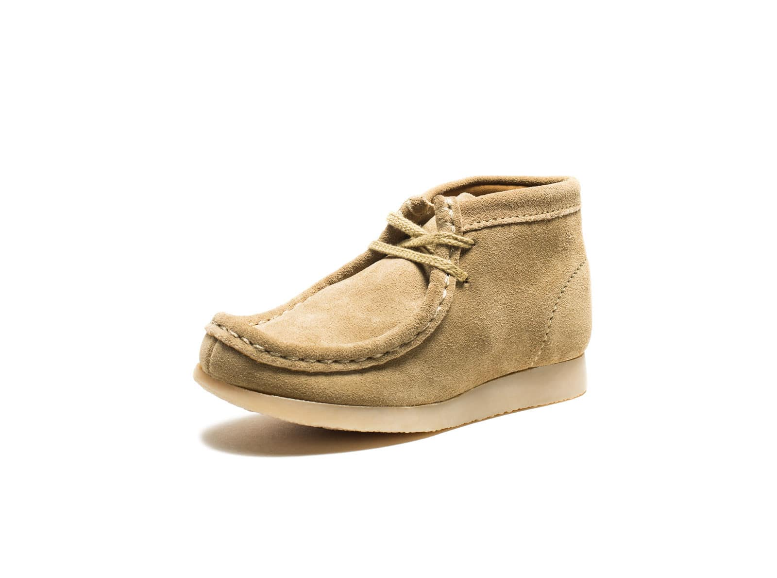 TD/PS WALLABEE BOOT (SAND SUEDE)