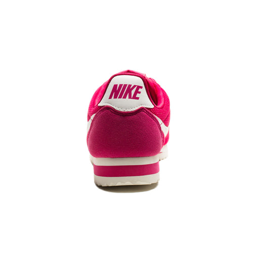 WMNS CLASSIC CORTEZ NYLON (FUCHSIA FORCE/SUMMIT WHITE)