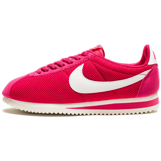 WMNS CLASSIC CORTEZ NYLON (FUCHSIA FORCE/SUMMIT WHITE) Image 5