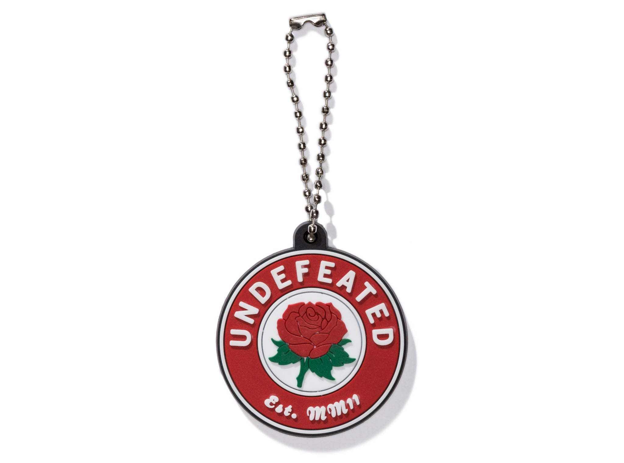 UNDEFEATED ROSE KEYCHAIN - MULTI