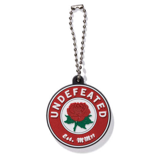 UNDEFEATED ROSE KEYCHAIN - MULTI Image 1