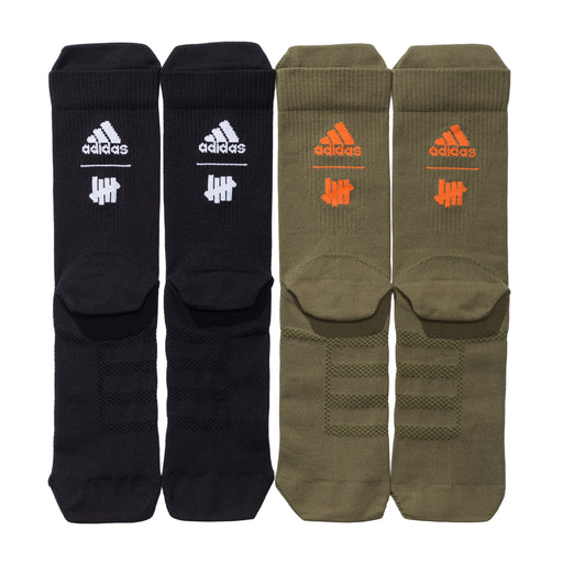ADIDAS X UNDEFEATED SOCKS - MULTI Image 1