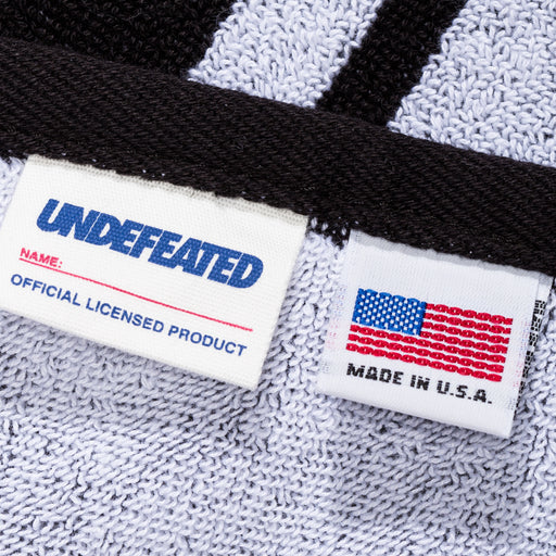 UNDEFEATED ICON BEACH TOWEL