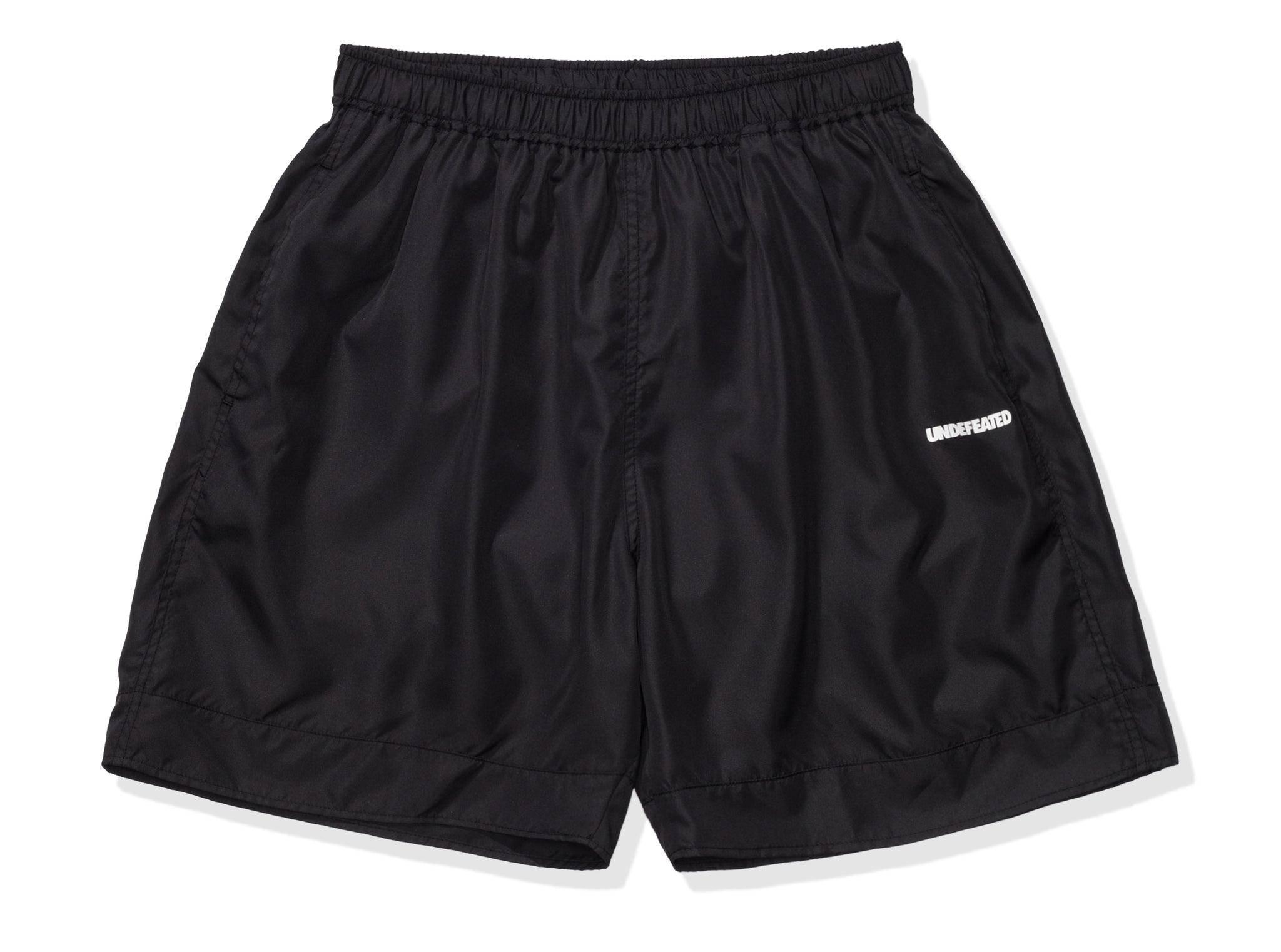 UNDEFEATED LOGO SWIM TRUNK