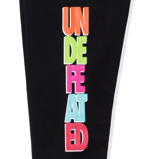 UNDEFEATED STACKED SWEATPANT