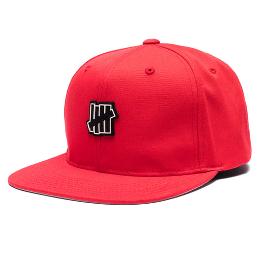 UNDEFEATED RUBBER ICON STRAPBACK Image 1