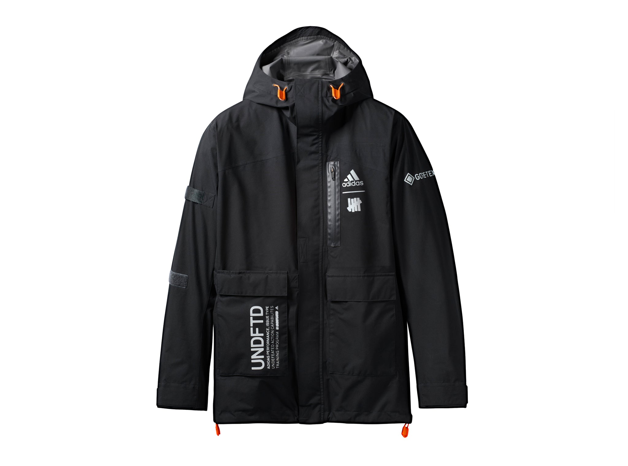 ADIDAS X UNDEFEATED GTX JKT - BLACK