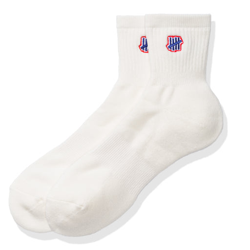 UNDEFEATED 5 STRIKE SOCK - QUARTER