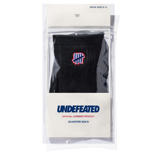 UNDEFEATED 5 STRIKE SOCK - QUARTER Image 4