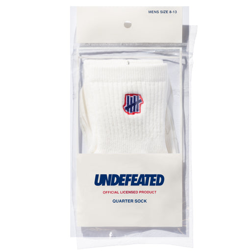 UNDEFEATED 5 STRIKE SOCK - QUARTER Image 14