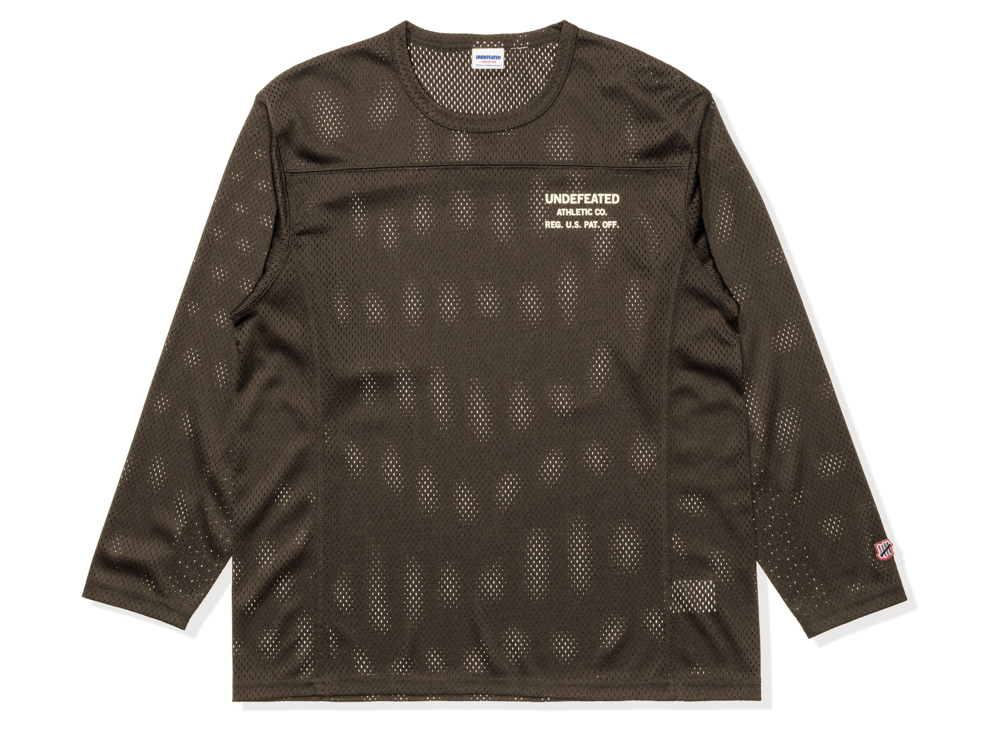 UNDEFEATED L/S PRACTICE JERSEY