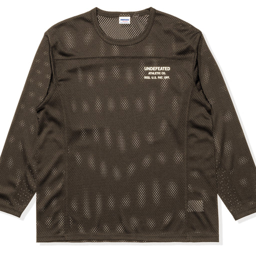 UNDEFEATED L/S PRACTICE JERSEY Image 4