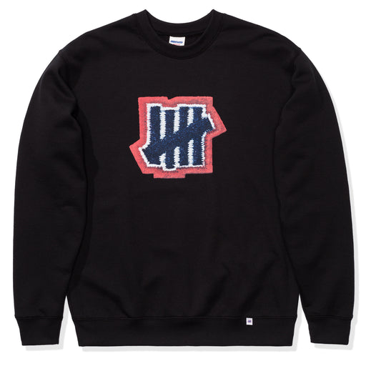 UNDEFEATED STITCH PRINT CREWNECK Image 4