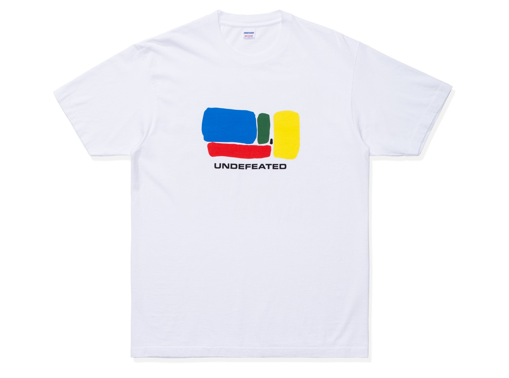 UNDEFEATED ABSTRACT TEE