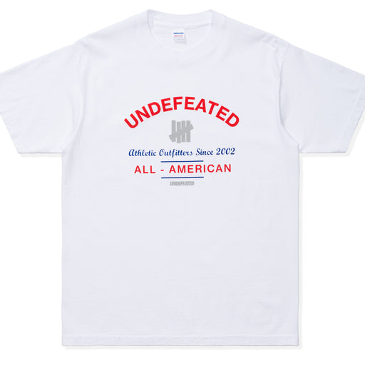 UNDEFEATED ALL-AMERICAN TEE