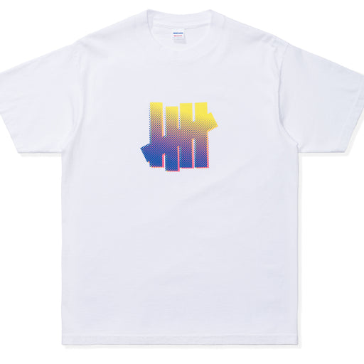 UNDEFEATED HALF-TONED ICON TEE Image 1