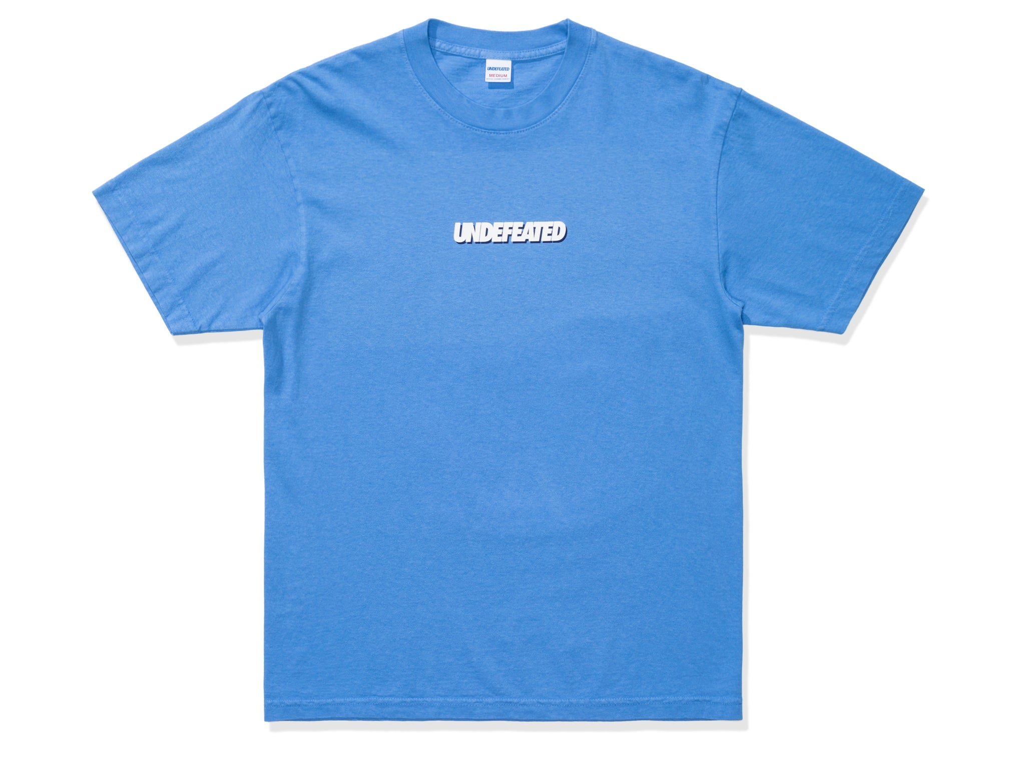 UNDEFEATED SHADOW LOGO TEE