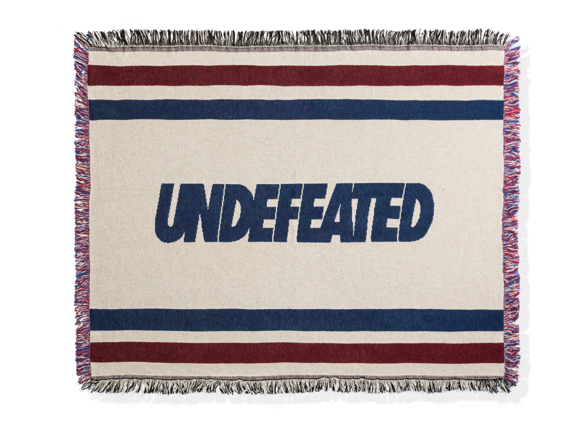 UNDEFEATED THROW BLANKET
