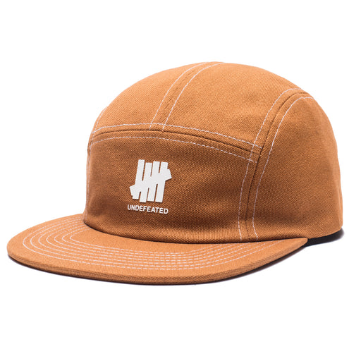 UNDEFEATED CANVAS CAMP HAT Image 5