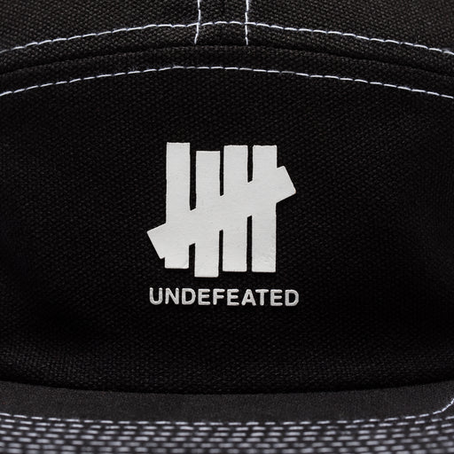 UNDEFEATED CANVAS CAMP HAT Image 3