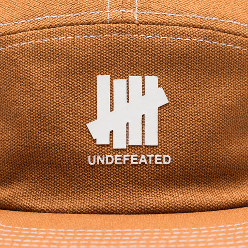 UNDEFEATED CANVAS CAMP HAT Image 7
