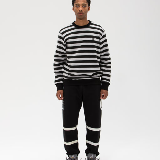 UNDEFEATED STRIPED CREWNECK Image 9