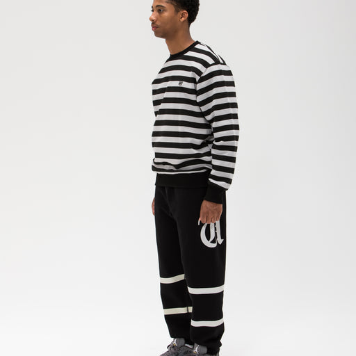 UNDEFEATED STRIPED CREWNECK Image 10