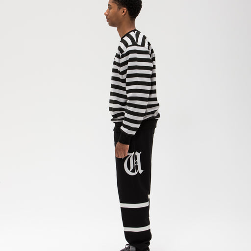 UNDEFEATED STRIPED CREWNECK Image 11