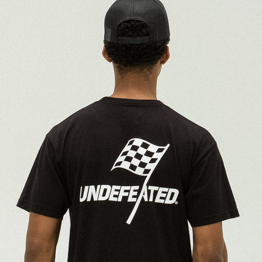 UNDEFEATED ROSE TRUCKER - BLACK Image 6