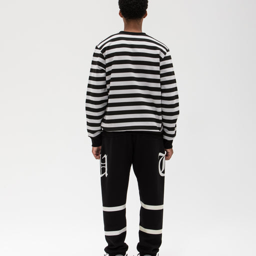 UNDEFEATED STRIPED CREWNECK Image 12