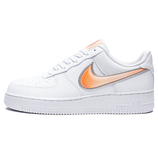 AIR FORCE 1 '07 LV8 3 - WHITE/ORANGEPEEL Image 4