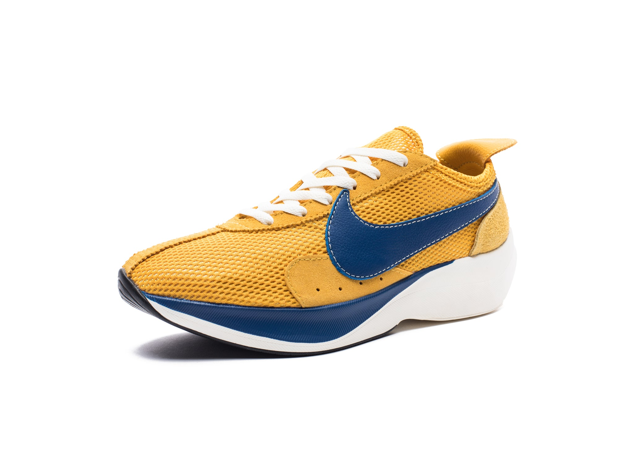 MOON RACER QS - YELLOWOCHRE/GYMBLUE/SAIL