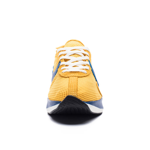 MOON RACER QS - YELLOWOCHRE/GYMBLUE/SAIL Image 2