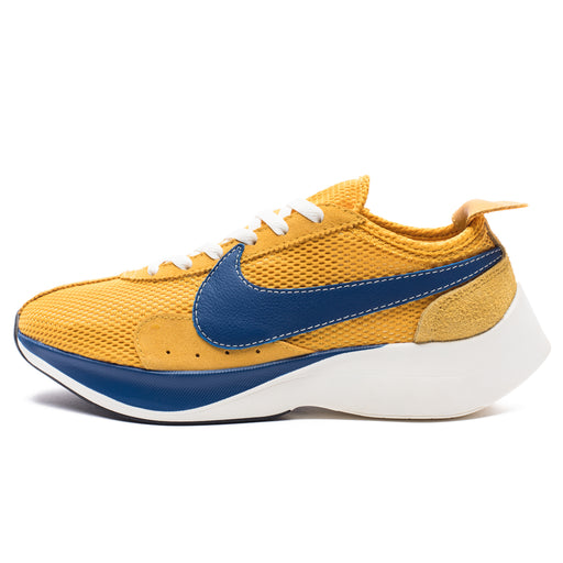 MOON RACER QS - YELLOWOCHRE/GYMBLUE/SAIL Image 4