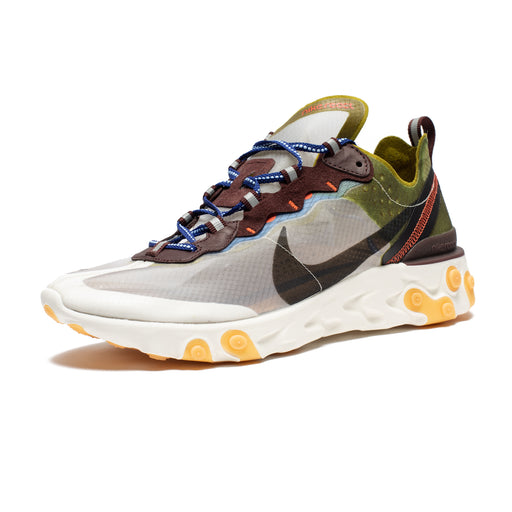 REACT ELEMENT 87 - MOSS/BLACK/ELDORADO/DEEPROYALBLUE Image 1