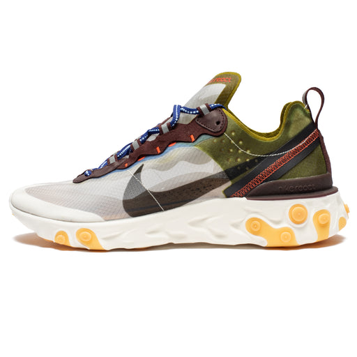 REACT ELEMENT 87 - MOSS/BLACK/ELDORADO/DEEPROYALBLUE Image 4