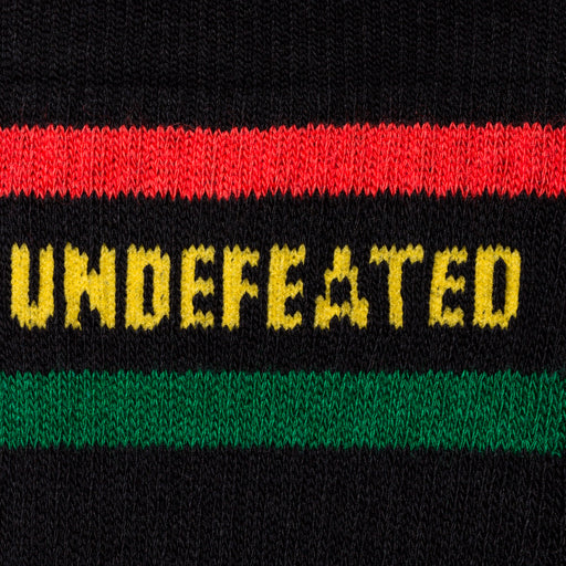 UNDEFEATED LOGO SOCK - CREW Image 3
