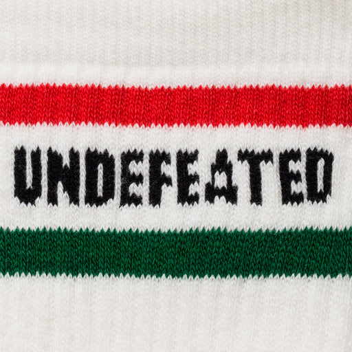 UNDEFEATED LOGO SOCK - CREW Image 13