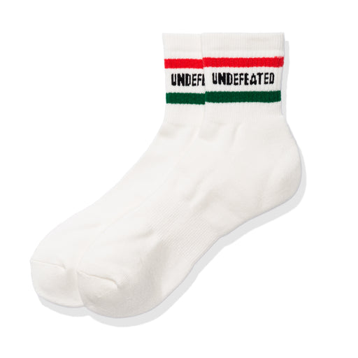 UNDEFEATED LOGO SOCK - QUARTER Image 11