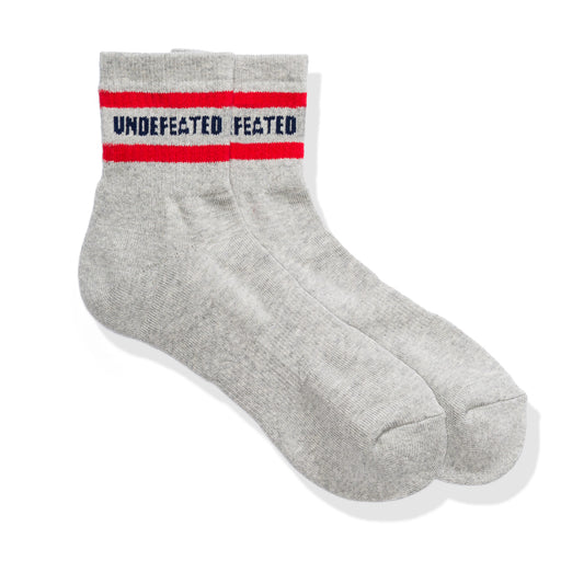 UNDEFEATED LOGO SOCK - QUARTER Image 7