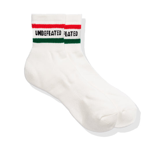 UNDEFEATED LOGO SOCK - QUARTER Image 12