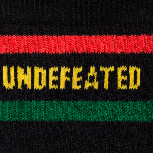 UNDEFEATED LOGO SOCK - QUARTER Image 3