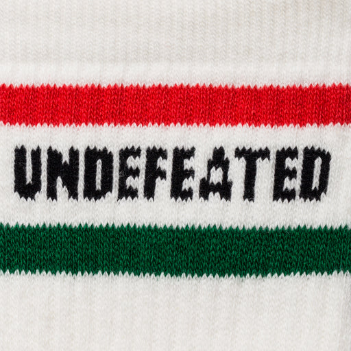 UNDEFEATED LOGO SOCK - QUARTER Image 13