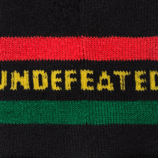 UNDEFEATED LOGO SOCK - PED Image 3