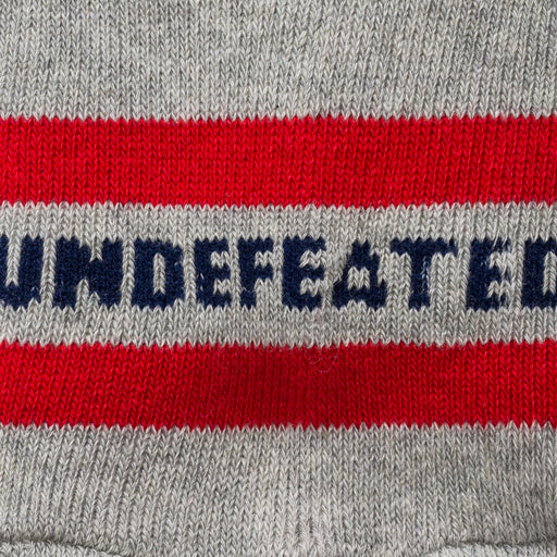 UNDEFEATED LOGO SOCK - PED Image 8