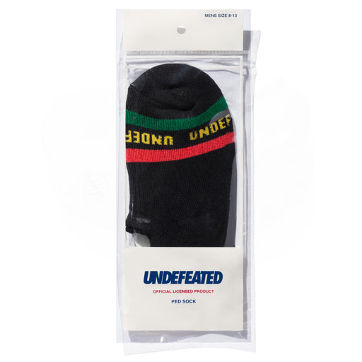 UNDEFEATED LOGO SOCK - PED Image 4